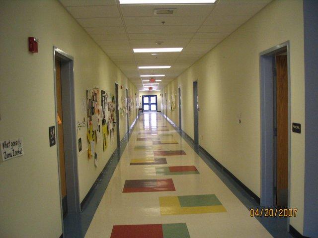 APS School Project – Rio Grande Floor Covering